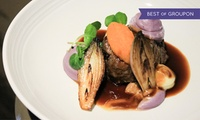 Two-Course Meal for Two or Four at The Jefferson Restaurant (Up to 49% Off)
