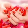 Beauté des mains avec semi-permanent