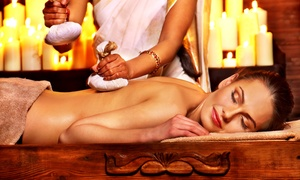 Santhigram Kerala Ayurveda: Ayurvedic Consultation with either Facial or Body Therapy at Santhigram Kerala Ayurveda (Up to 57% Off)