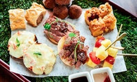 Afternoon Tea for Two or Four with Optional Glass of Prosecco at Bourgee Chelmsford (Up to 42% Off)