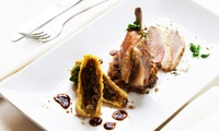 Two-Course Sunday Lunch with Wine for Two or Four at Risley Hall Hotel & Spa (36% Off)