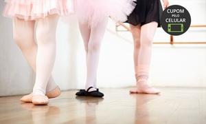 Studius Centro de Danças e Teatro: Studius Centro de Danças e Teatro - Copacabana: 1 ou 3 meses de aulas de balé ou jazz (2x na semana)