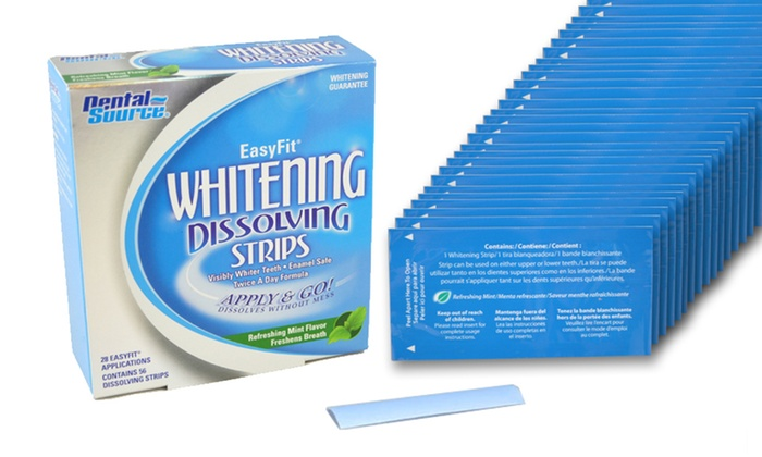 Professional Teeth-Whitening Strips: Professional Teeth-Whitening Strips. Multiple Types Available.