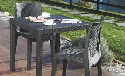 Mobili da giardino offerte promozioni e sconti for Offerte arredamento da giardino