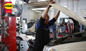 Midas Service Centre: $69 for a Major Car Service Package at Midas, Seven Locations (Up to $320 Value)