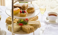 Traditional or Sparkling Afternoon Tea for Two at Best Western Guide Post Hotel