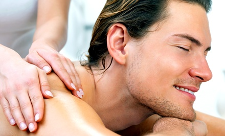 60- or 90-Minute Therapeutic Massage at The Peaceful Warrior Massage LLC (53% Off)