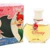 Disney Princess Ariel Eau de Toilette with Charm for Kids