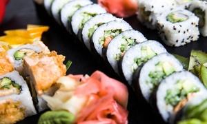 Kazoku Sushi: 24-elementowy zestaw sushi za 49,99 zł i więcej opcji w Kazoku Sushi – 2 lokalizacje (do -37%)