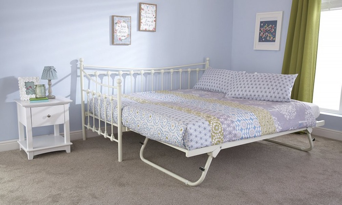 Tennessee Bed: Daybed or Trundle with Optional Mattress