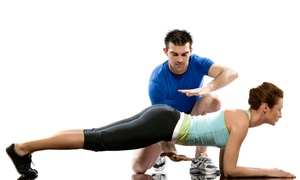 AmourFit Personal Training: Three or Six Personal-Training Sessions at AmourFit Personal Training (Up to 73% Off)