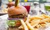 Belushis Bar - Paris: 2 burgers avec salade et frites à 24,90 € au restaurant Belushi's Bar