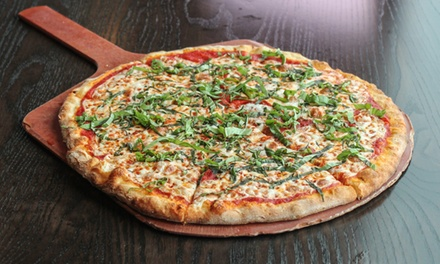 $12 for $20 Worth of Coal-Oven Pizza, Wings, and Salads at Coal Fire - Frederick