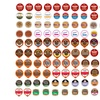 Flavored Coffee Single Serve Cups for Keurig K Cup Brewers (100-Pc.)