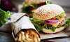 45% Off American Food at Izzy's Place