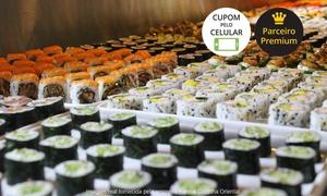Kanpai Cozinha Oriental: #GreenWeek – Kanpai – Centro: bufê livre de sushi para 2 pessoas