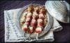 Spécialités grecques avec entrée, plat, dessert