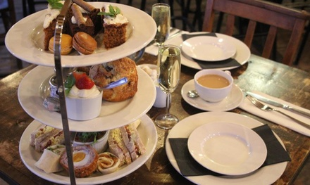 Afternoon Tea with Glass of Prosecco for Two or Four at The Sail Loft