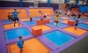 Up to 40% Off Jump Passes at Altitude Trampoline Park Tampa