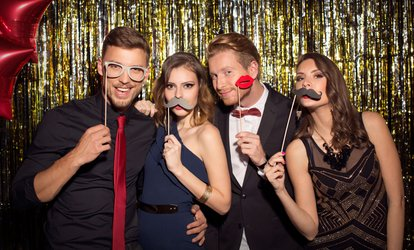 Up to 53% Off Photo Booth Rental at AZ Snap It