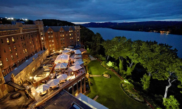 The Thayer Hotel at West Point - West Point, NY: One-Night Stay with Optional Meals, Drinks, and West Point Tour at The Thayer Hotel at West Point in West Point, NY