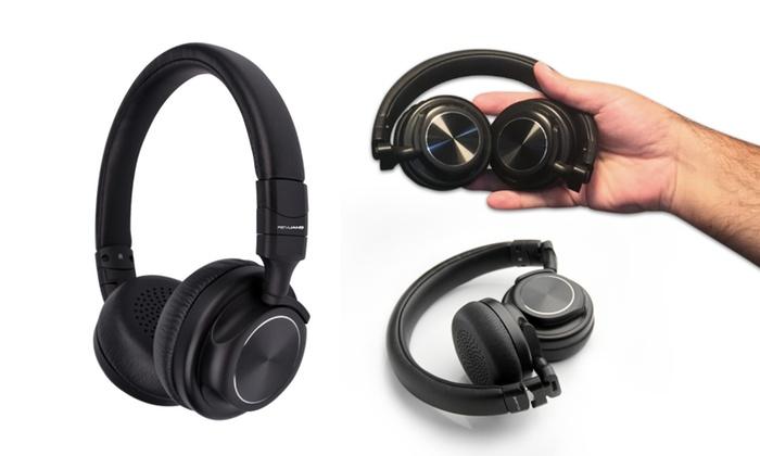 small over ear headphones bluetooth image headphone. Black Bedroom Furniture Sets. Home Design Ideas