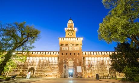 Milán: habitación doble confort o superior para 2 personas con opción desayuno y spa en Hotel Monza e Brianza Palace 4*