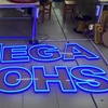 73% Off at Neon Lights Show