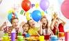 Cumpleaños con merienda