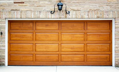 image for $87 for Garage Door Tune-Up with Roller Replacement from Precision Door Service ($278 Value)
