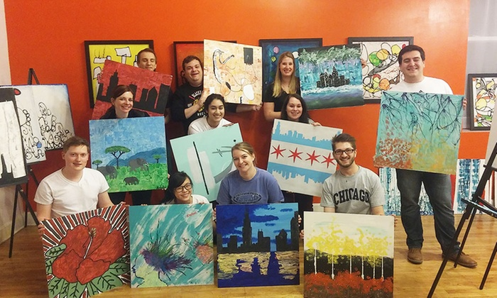 Ian sherwin gallery up to 62 off chicago il for Painting class chicago