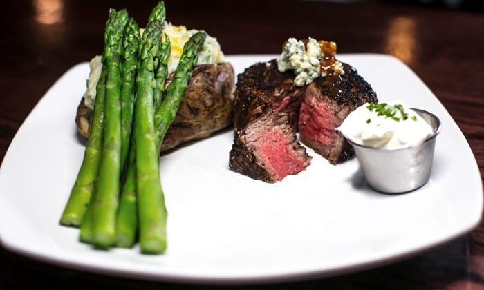 Amrheins - South Boston: $35 for Dinner for Two at Amrheins