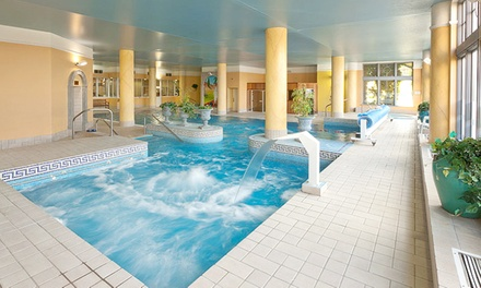 Co. Wexford: 1 or 2 Nights for Two with Breakfast, Afternoon Tea, Wine, and Late CheckOut at 4* Ashdown Park Hotel