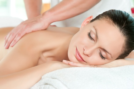 Three 30-Minute Massages or Three 55-Minute Massages at Elements Massage (Up to 64% Off)