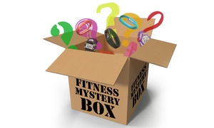 Fitness Box Mystery Deal at Fitness Box Mystery Deal with Jawbone, Skechers, Bowflex, or Garmin Fitness Item, plus 9.0% Cash Back from Ebates.