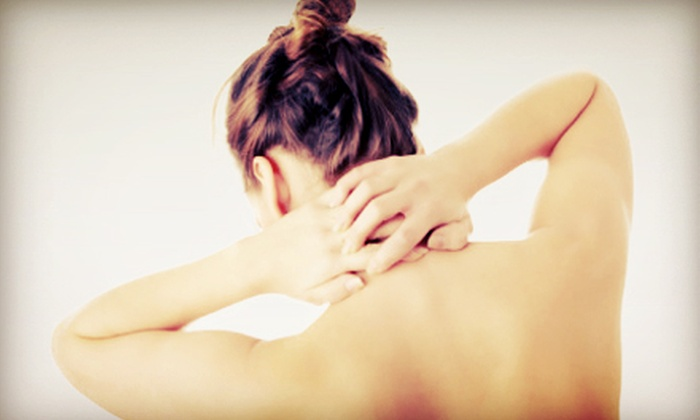 Barefoot Chiropractic and Wellness - Mesa: $49.99 for a Chiropractic Package with an Exam and 60-Minute Massage at Barefoot Chiropractic and Wellness ($405 Value)
