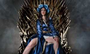 Burlesque is Coming: Burlesque is Coming: A Tribute to the Works of George R.R. Martin on September 22, at 9 p.m.