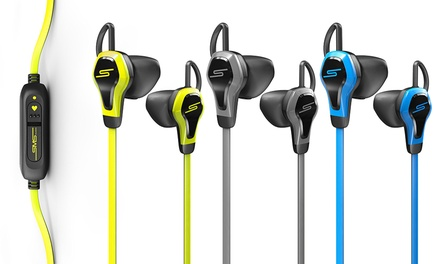 Audio BioSport Earbuds with Heart Monitor