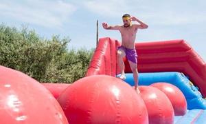 Wipe Out Mallorca:  Entrada a Wipe Out Mallorca para 2, 4, 6, 8 o 10 personas desde 16,95 €