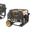 Firman Dual Fuel 5700 Watt Portable Generator