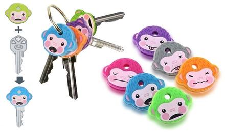 6x oder 12x Affen-Caps für Schlüssel (Koln)