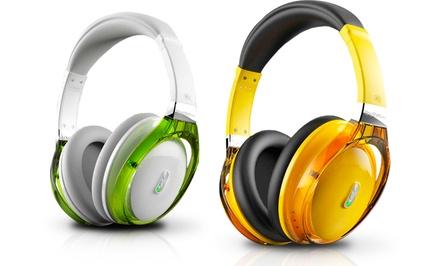 MiiKey Rhythm NFC Wireless Bluetooth Headphones