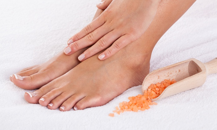 Top Notch Salon and Spa - Bloomingdale: $25 for $55 Worth of Mani-Pedi — Top Notch Salon and Spa