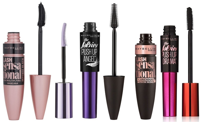 c2f897b4baa Up To 56% Off on Maybelline Mascaras (9.5ml)   Groupon Goods