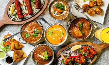 3Course Indian Dinner + Sides & Drinks $25, 4 $49 or 6 People $69 at Mumbai Junction Up to $181.80 Value