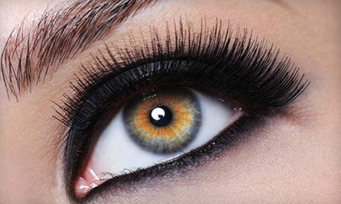 Beauty by Ania - Mishawum: Full Set of Eyelash Extensions with Optional Touchup Service at Beauty by Ania (Up to 63% Off)