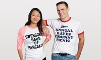 GROUPON: Up to 52% Off T-Shirt Printing Services PLACE4PRINT, LLC