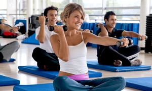Thrive! Group Fitness and Wellness: 6 or 10 Classes at Thrive! Group Fitness and Wellness (Up to 65% Off)