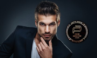 image for Gents Cut and Finish with Styling Product at Pierre Alexandre (60% Off)