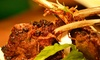 Mayur - Liverpool - Liverpool: Two-Course Indian Meal with a Side Dish for Two or Four at Mayur (Up to 49% Off)